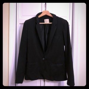 Silence and Noise Blazer in Black, size S